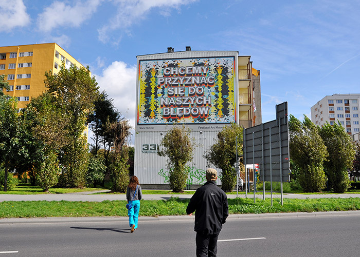 Titchner Billboard Poland
