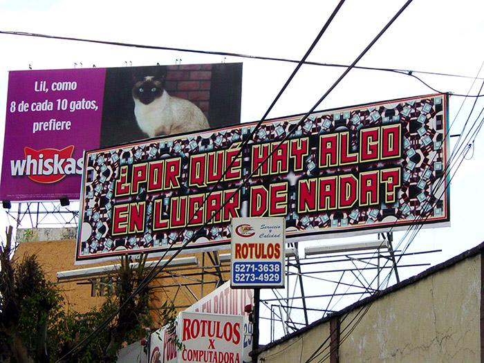 Titchner Billboard Mexico